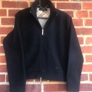 "Burberry Vtg Fleece Jacket ""As Is"""